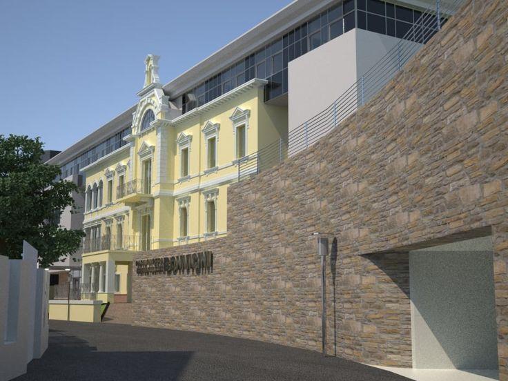 Ampliamento e ristrutturazione Casa di Cura Bonvicini