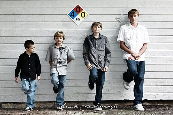 This is a great pose for my boys... :)