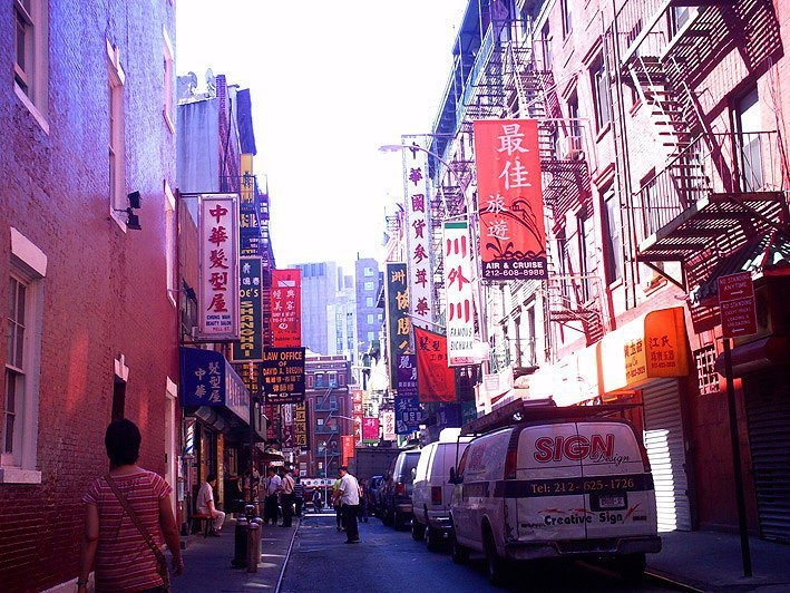 Fotografía: Clara Hernandez Korai - Chinatown