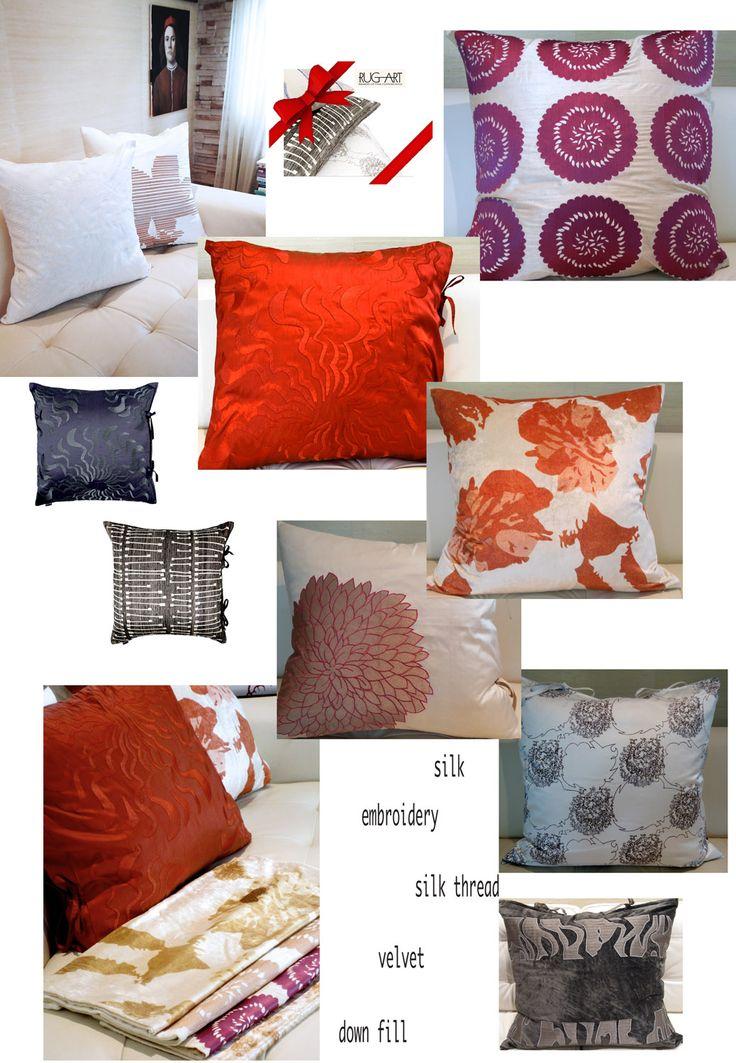 Rug Art   Decorative Pillows. #rugart. Modern ContemporaryDecorative Pillows