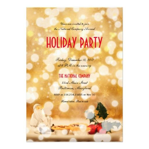 355 besten corporate,office christmas parties by zazzlers bilder, Einladung