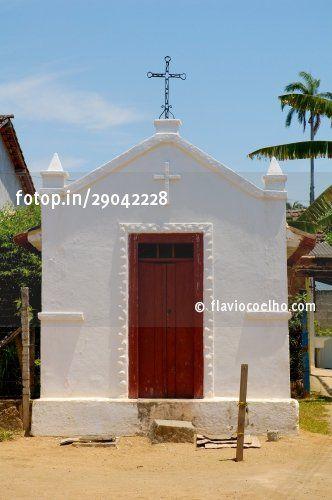 Capela de Santa Cruz em Paraty (RJ) © flaviocoelho.com (stock photo)