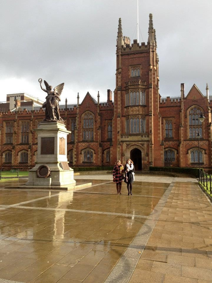Queen's University Belfast. Fabulously Belfast!