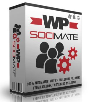 Wp Socimate Plugin Software By Dan Green is best new wordpress plugin that help you get unlimited followers from top social networkings, like facebook fans, real instagram followers, real twitter followers and get drives unlimited free traffic to any site on 100% autopilot  #wp #wordpress #wpsocimate #plugin #wordpressplugin #socialmediamarketing #content #contentmarketing #traffic #affiliate