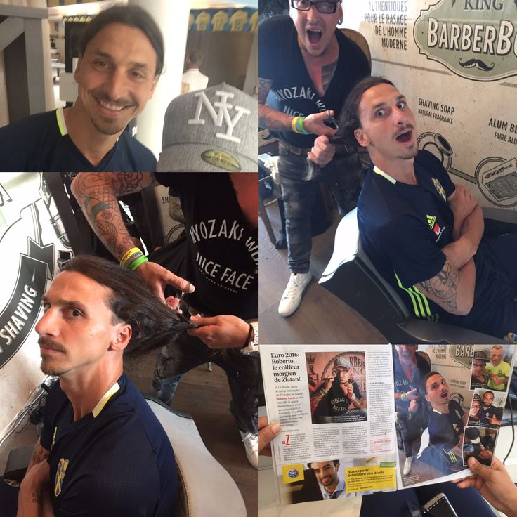 7 Best Zlatan Ibrahimovic Images On Pinterest Hair Dos And Hairstyle