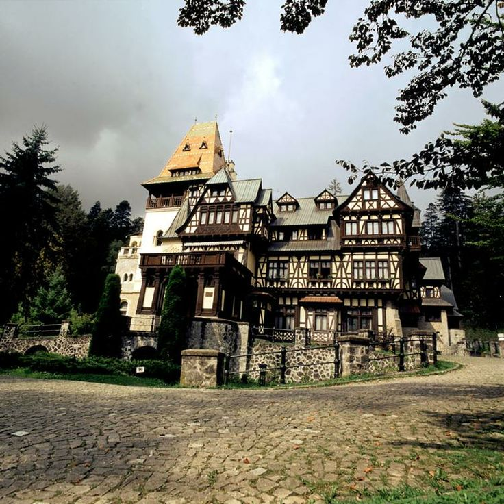 Castelul Pelisor, Romania