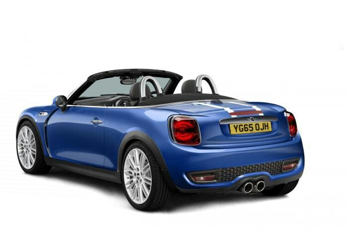 Anybody Else Would Like To See A F56 Couperoadster 2015 Mini