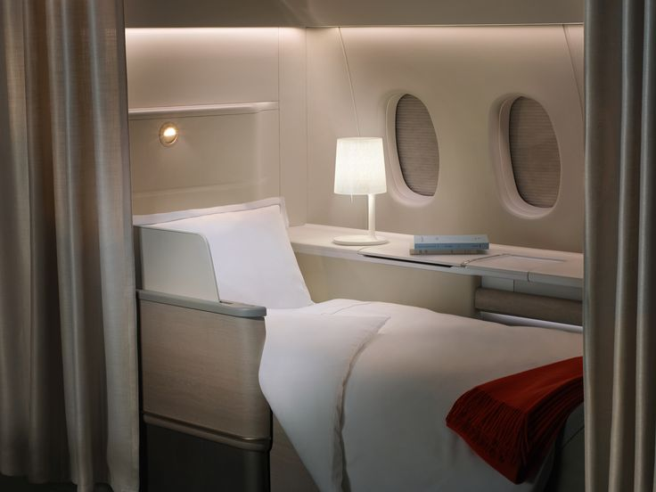 Air France La Prèmiere Suite