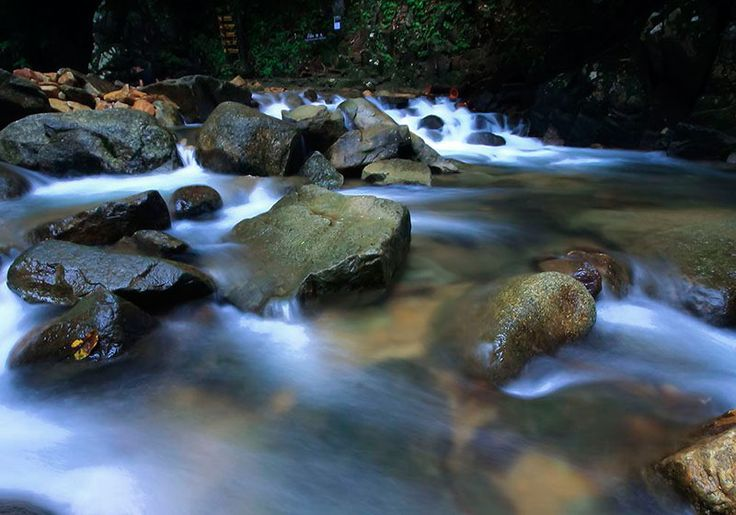 Namtok Phliu National Park : Chanthaburi, Thailand