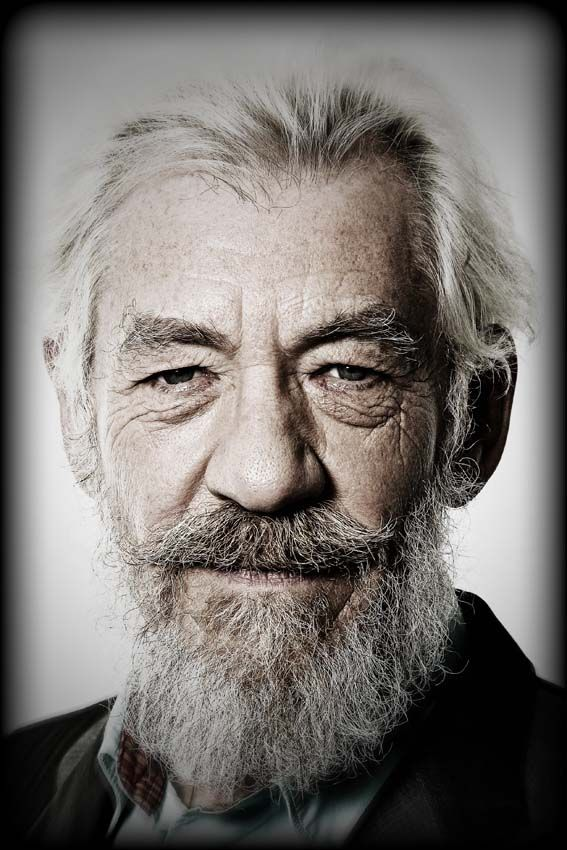 """There's no sex in Middle Earth."" Ian McKellen"