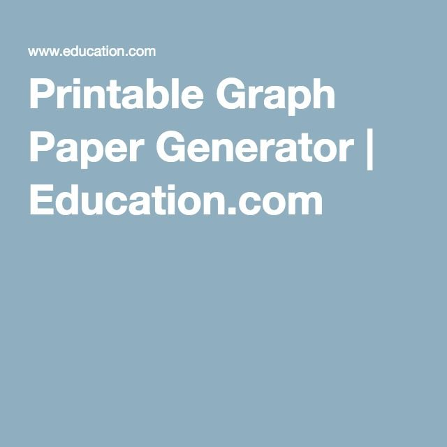 25+ unique Line graph generator ideas on Pinterest Graph - free printable grid paper for math