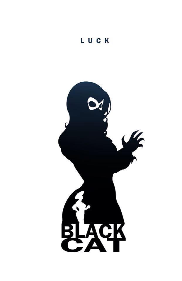 Black Cat - Luck by Steve Garcia
