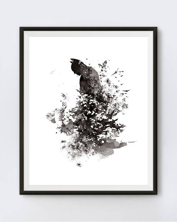 Batman Art Print Batman Poster Watercolor Bruce Wayne  #batman #justiceleague #artprint #dccomics #wallart #harleyquinn #blackandwhite #watercolor #gotham #joker  #superhero #poster #artwork #batmanposter #aquaman #flash #WonderWoman #artoftheday #catwoman #brucewayne #art  #artforsale #abstract #illustration #gift #childrensroom #homedecor  #birthdaygift #batmanartwork #batmanart #movie #geek #riddler #superman