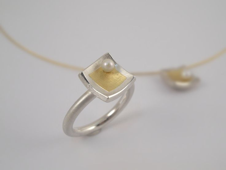 Romantic ring by TomisCraft on Etsy
