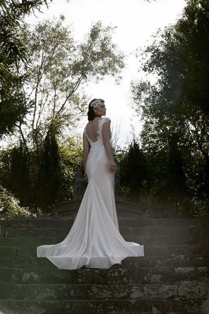 Wedding Dresses image by : Couture by Francesca