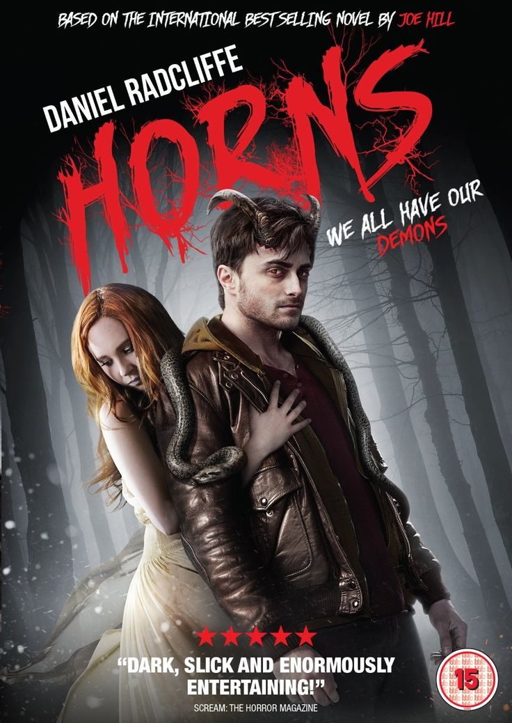 'Horns' Review (Blu-ray) – Daniel Radcliffe in Touch with his Darker Side