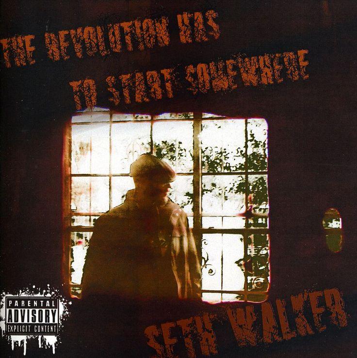 Seth Walker - Revolution Has To Start Somewhere