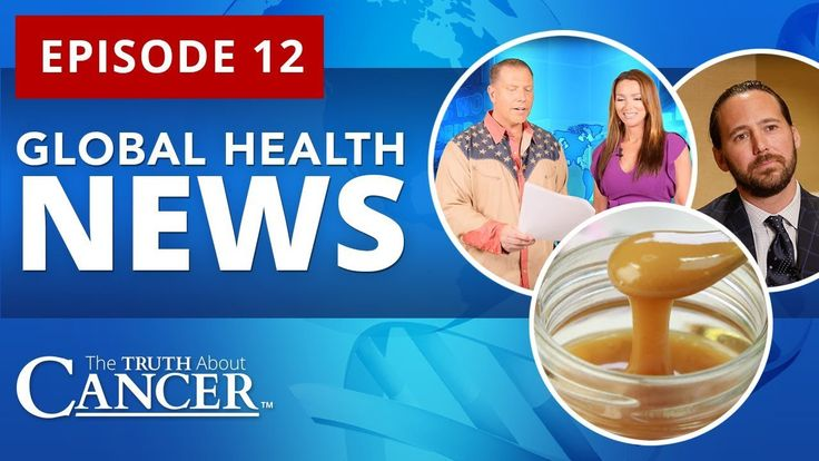 Global Health News Episode #12 || New Cancer Treatment IV CK3 | Flu Shot Side Effects - ✅WATCH VIDEO👉 http://alternativecancer.solutions/global-health-news-episode-12-new-cancer-treatment-iv-ck3-flu-shot-side-effects/     Welcome to Episode 12 of Global Health News with Ty and Charlene Bollinger from The Truth About Cancer. Click here to see all past episodes: In this episode of The Global Health News, Ty and Charlene discuss the amazing work of their good friend, Ed C