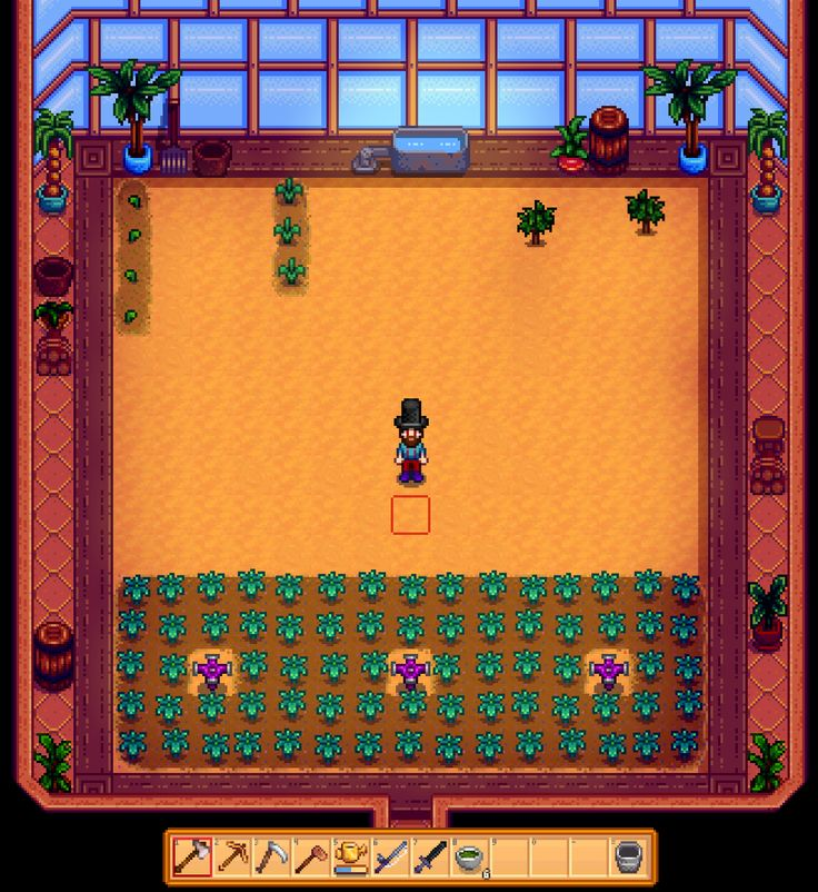 15 x 15 Greenhouse at Stardew Valley Nexus - Mods and community