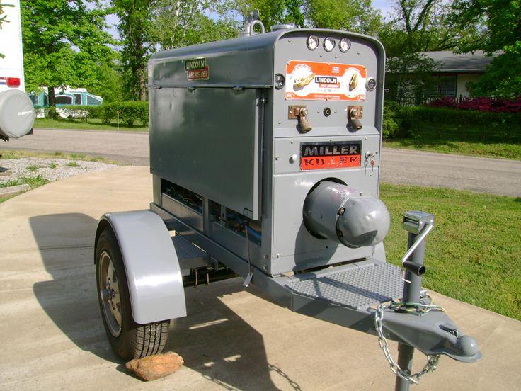 sa 200 | 1958 LINCOLN SA-200 ENGINE DRIVEN WELDER | sa 200 ...