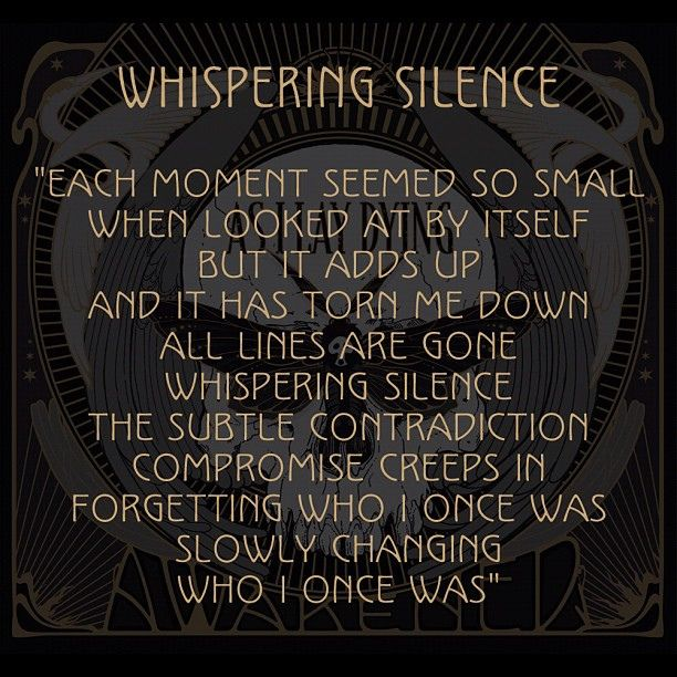 LETRA REFLECTION - As I Lay Dying   Musica.com
