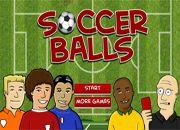 Soccer Balls | Juegos de futbol - jugar gratis