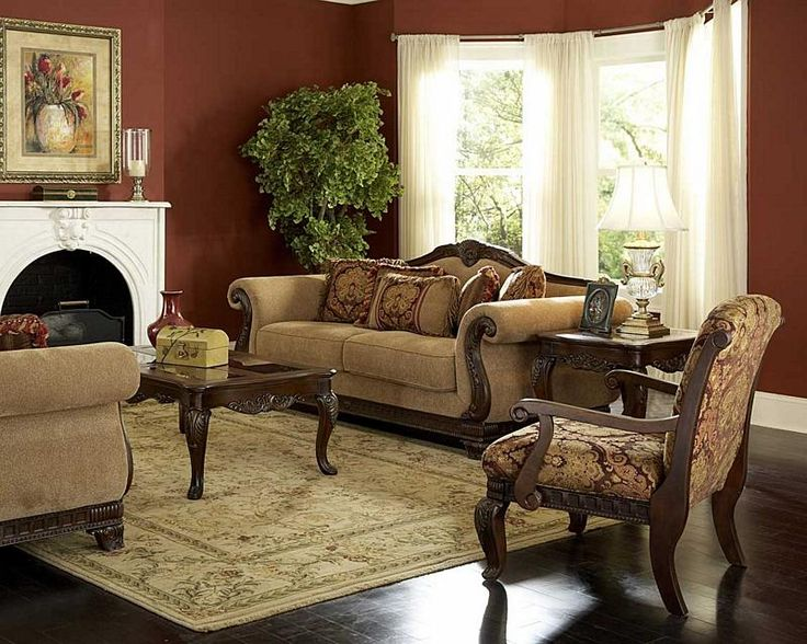 25+ Best Traditional Living Room Furniture Ideas On