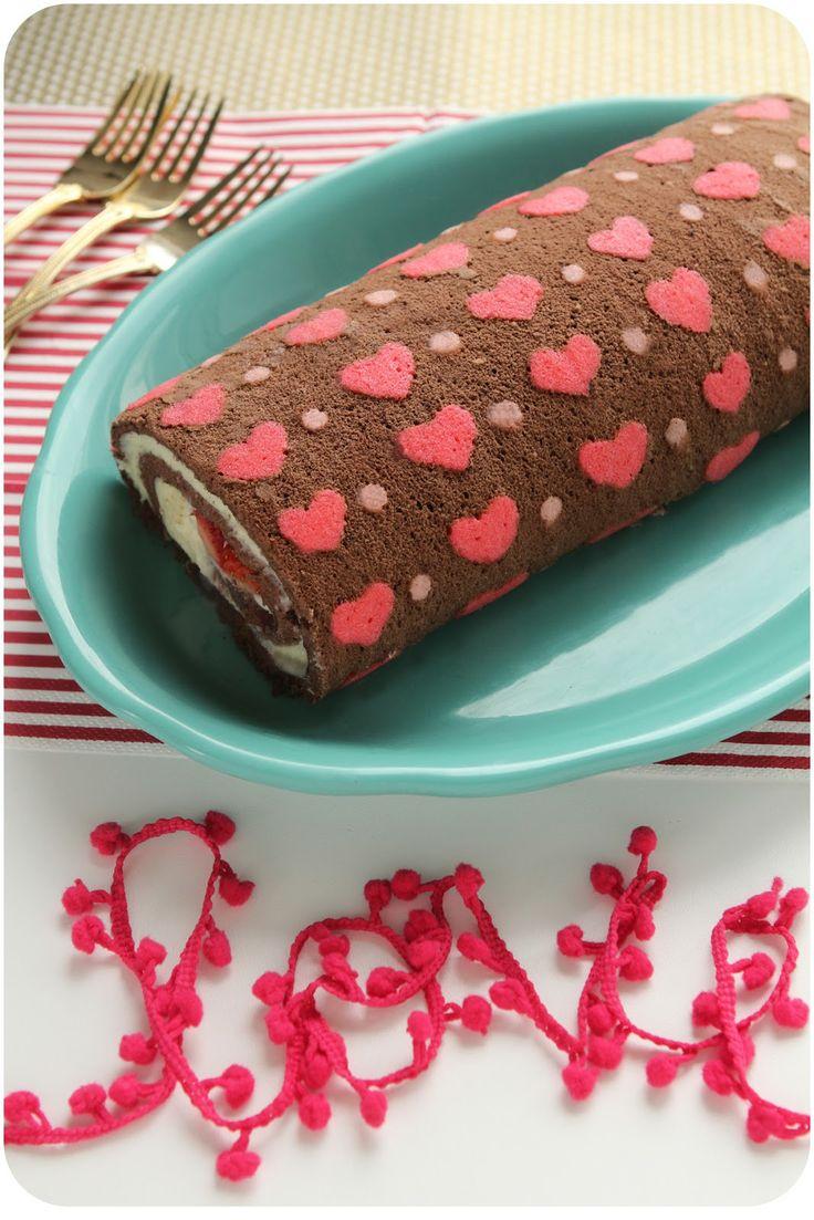 Patterned Cake Roll Kit