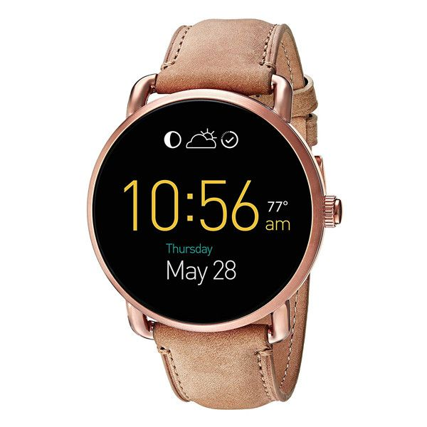 Rose Gold Smart Watch by Fossil Sale! Up to 75% OFF! Shop at Stylizio for women's and men's designer handbags, luxury sunglasses, watches, jewelry, purses, wallets, clothes, underwear