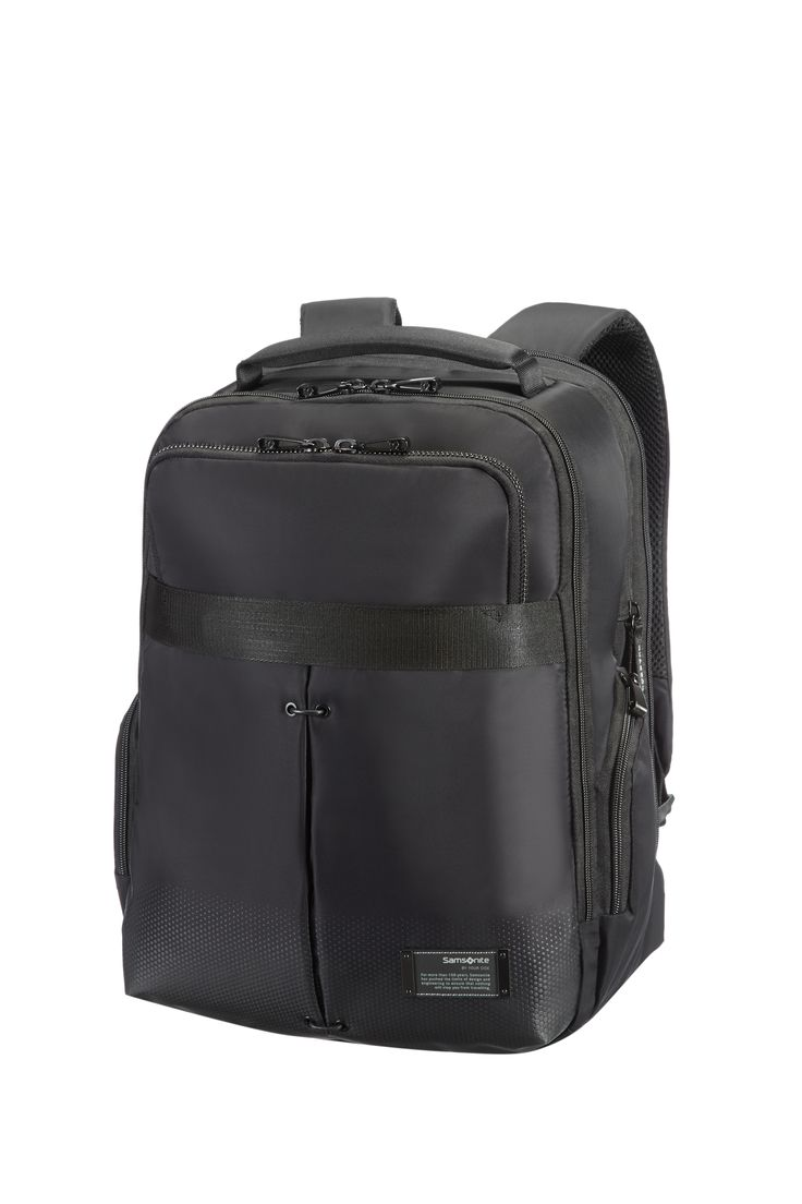 "CityVibe Black Laptop Backpack 13"" - 14"" #Samsonite #CityVibe #Travel #Suitcase #Luggage #Strong #Lightweight #MySamsonite #ByYourSide"