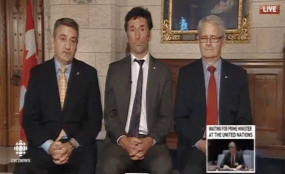 NDP MP's Facepalm Captures A Nation's Frustration | #Cdnpoli