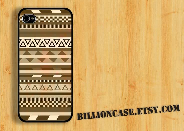Aztec Case - Geometric Case - Tribal aztec - iPhone 4 Case iPhone 4s Case iPhone 5 Case idea case Galaxy Case. $15.99, via Etsy.