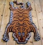 Tibetan Tiger Rug