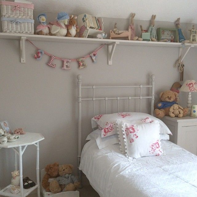 Shabby And Charme: Uno Splendido Romantico Cottage. Find This Pin And More  On Children Bedroom ...