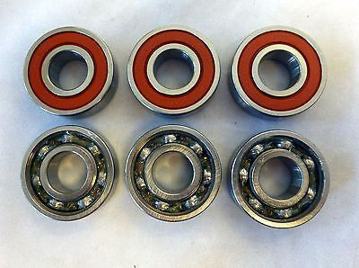 Replacement Kits Aftermarket John Deere replacement Spidle Bearings Set fits the models listed below and includes: - Models: - L100, L110,L120, L130, L140 - LA100, LA120,LA130,LA140 - Z225,Z245,X300,X