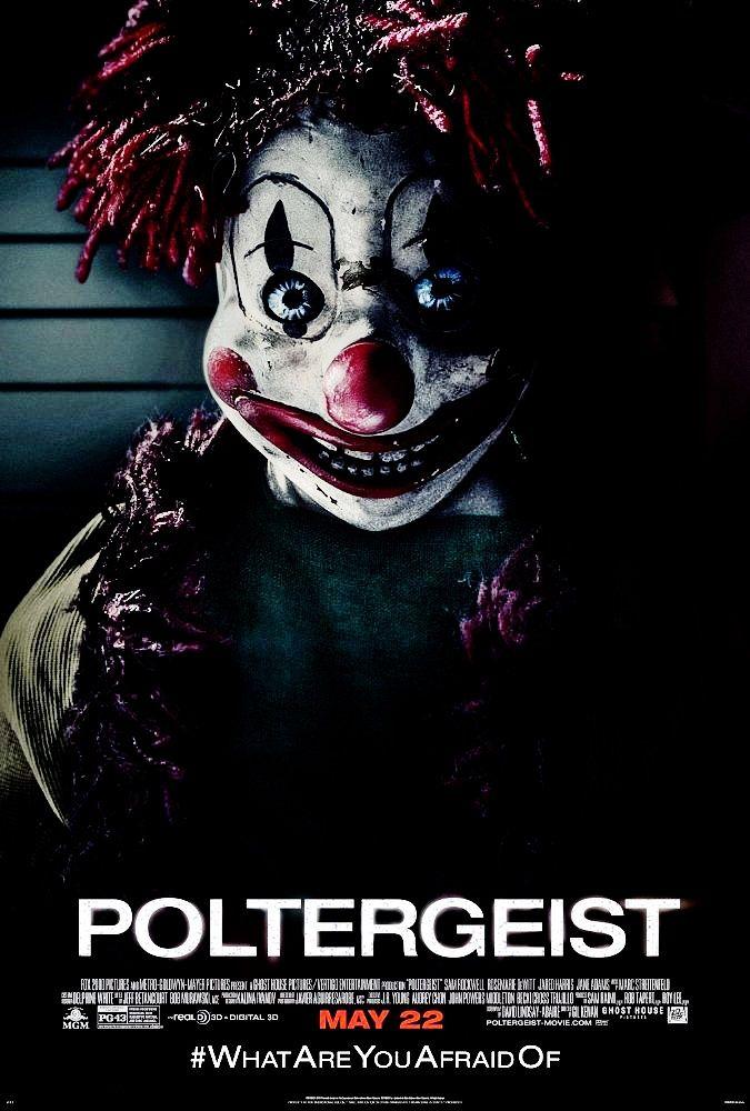 POLTERGEIST 2015 remake