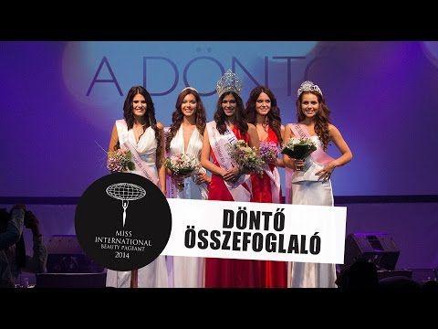 A Miss International Hungary 2014-ben ismét forradalmk újításokat valósított meg a verseny lebonyolításában és így továbbra is a leginnovatívabb szépségverseny maradt Magyarországon. A THE Beauty Pageant Concept és a THE Beauty Pageant Reality eseményei egy másik táblán találhatók.