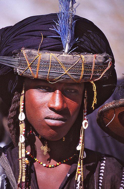 Gerewol - Niger byJCH Travel.