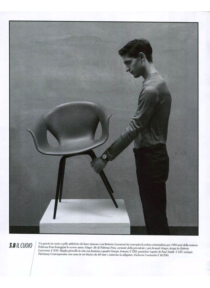 PANORAMA ICON - GINGER, design Roberto Lazzeroni