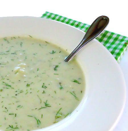 One Perfect Bite: Fennel and Potato Soup - Zuppa di Finocchio e Patate