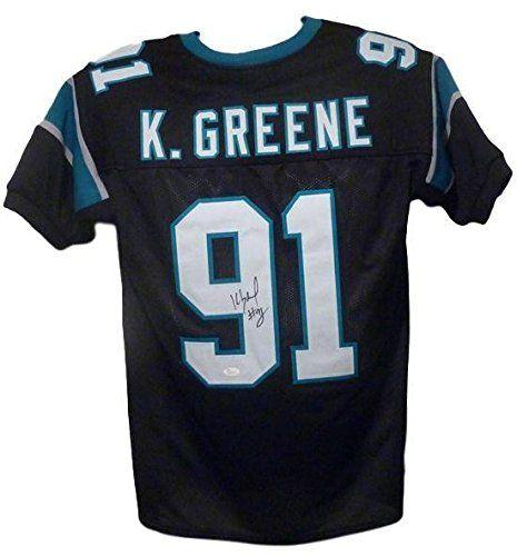 Kevin Greene Carolina Panthers Authentic Jerseys