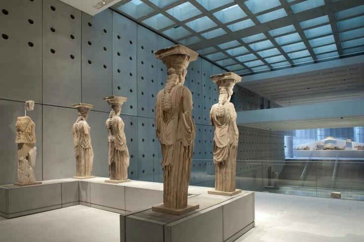 Acropolis Museum - Μουσείο Ακρόπολης