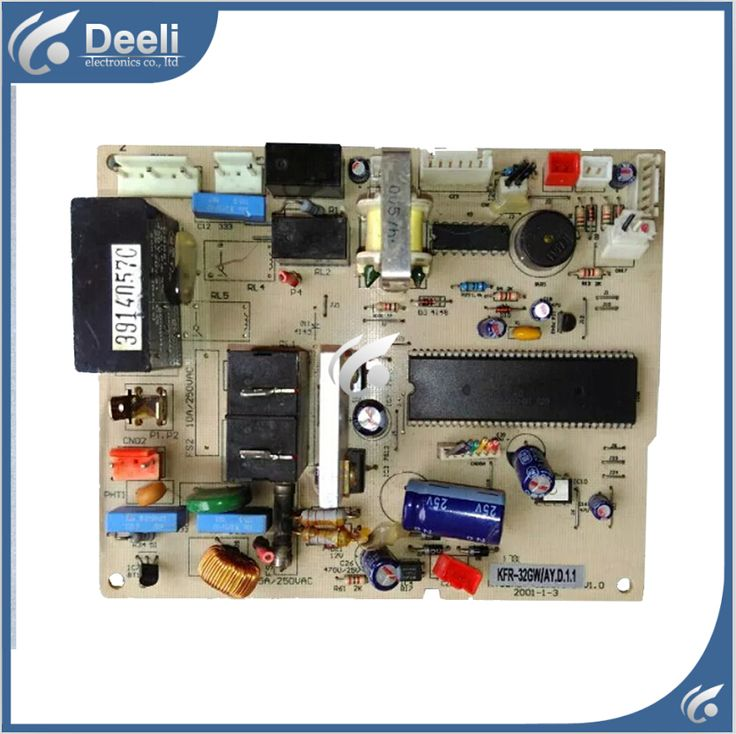 95% new good working for Midea air conditioning board KFR- 32GW/AY.D.1.1 control board #Affiliate