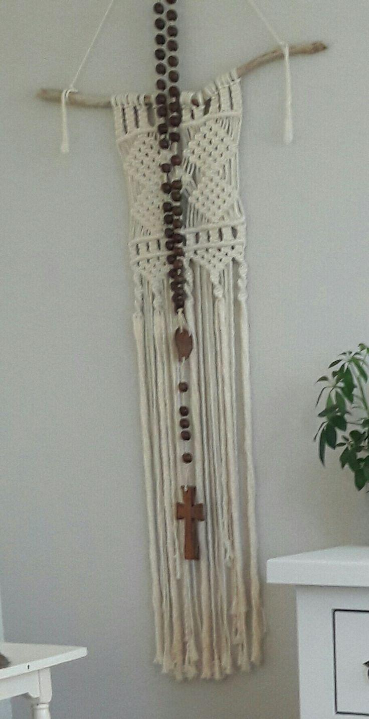 antiek rozenkrans ketting