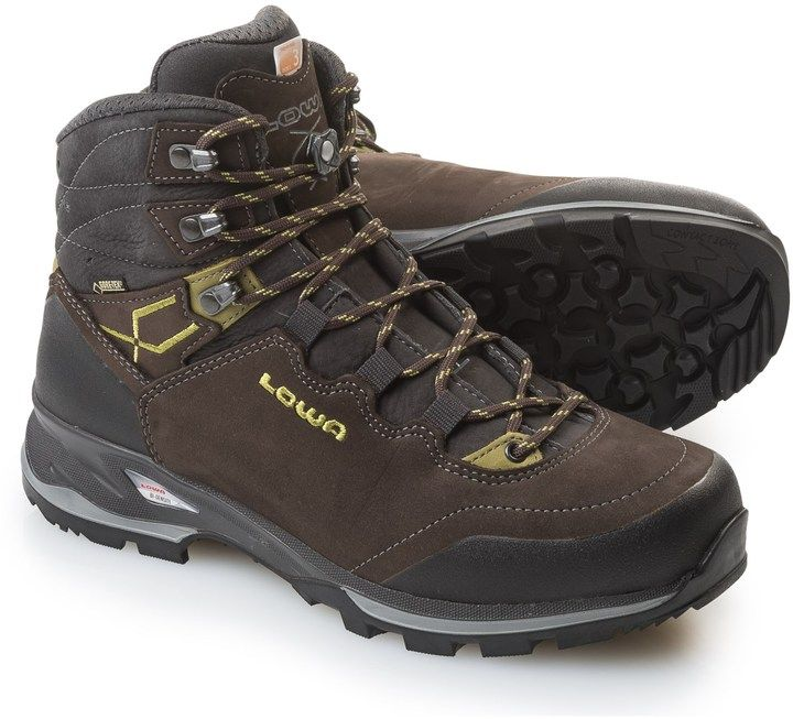 Lowa Lady Light Gore-Tex® Hiking Boots - Waterproof, Nubuck (For Women)