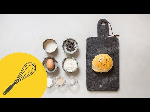 Efsane Hamburgerin  Efsane Ekmeği   Burak'ın Ekmek Teknesi - YouTube