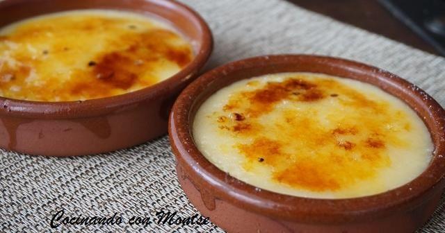 Todos los secretos para preparar crema catalana
