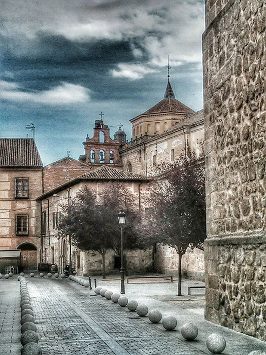 Talavera de la Reina. Toledo. Spain.