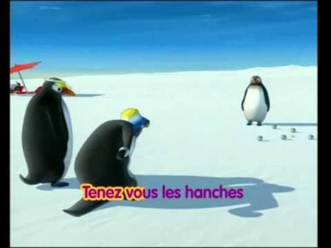Le ragga des Pingouins... cute song for penguin unit