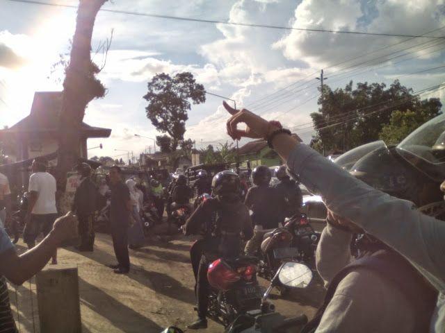 Video Detik-Detik Orang Bunuhdiri Di Pucang Banjar...